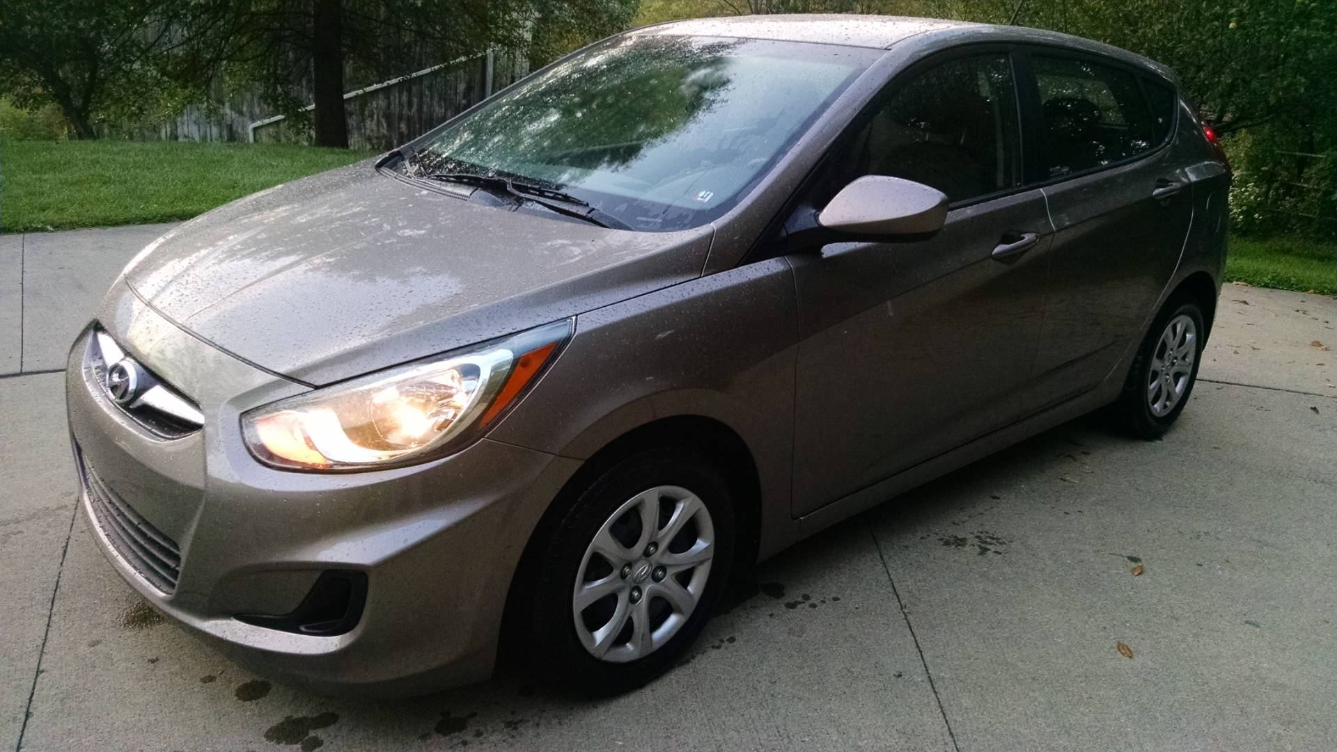 2012 Hyundai Accent GLS Hatchback In Harmony, Pennsylvania
