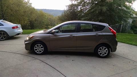 2012 Hyundai Accent GLS Hatchback in Harmony, Pennsylvania