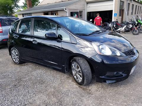2013 Honda Fit Sport in Harmony, Pennsylvania - Photo 1