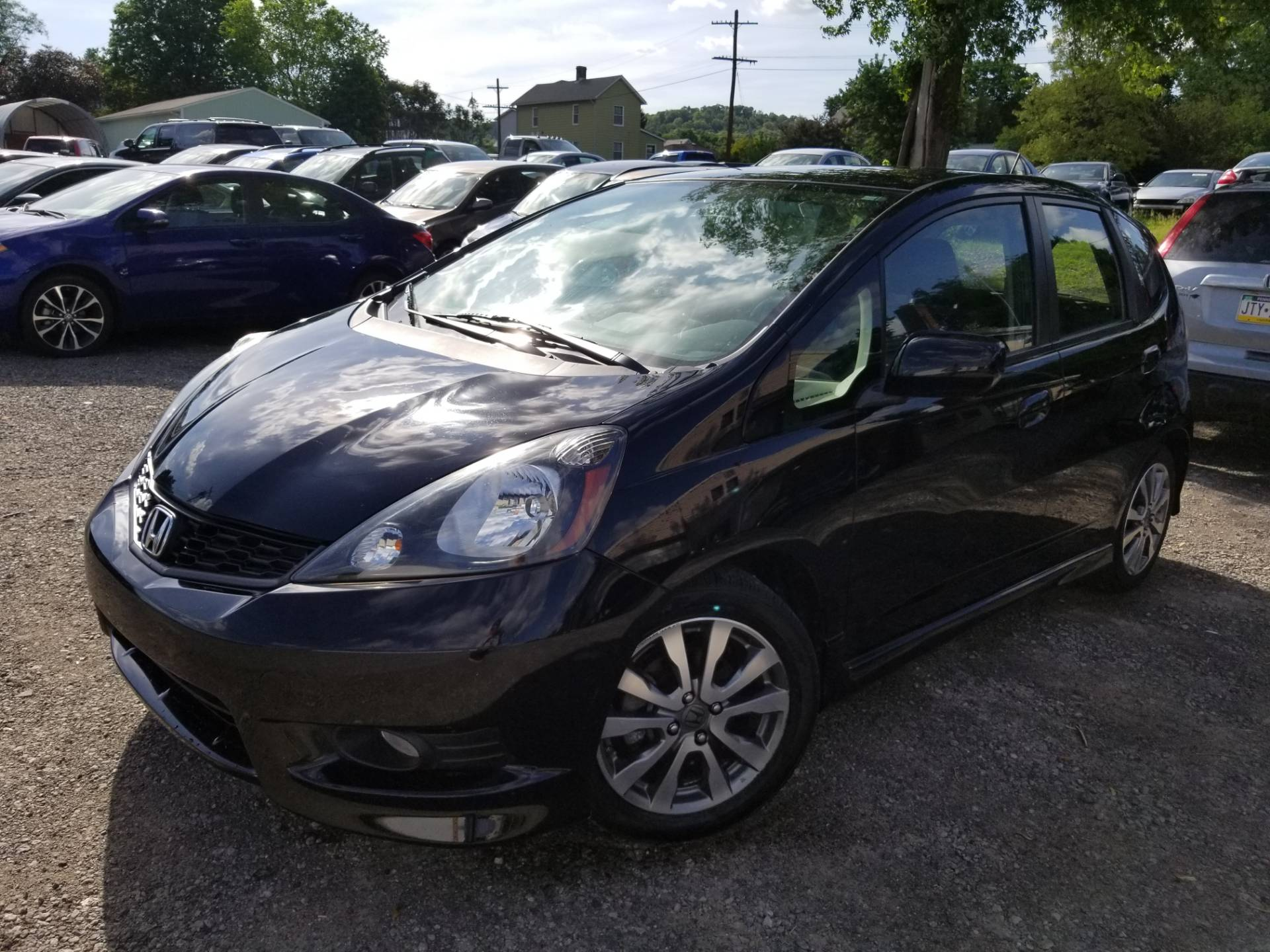2013 Honda Fit Sport in Harmony, Pennsylvania - Photo 5
