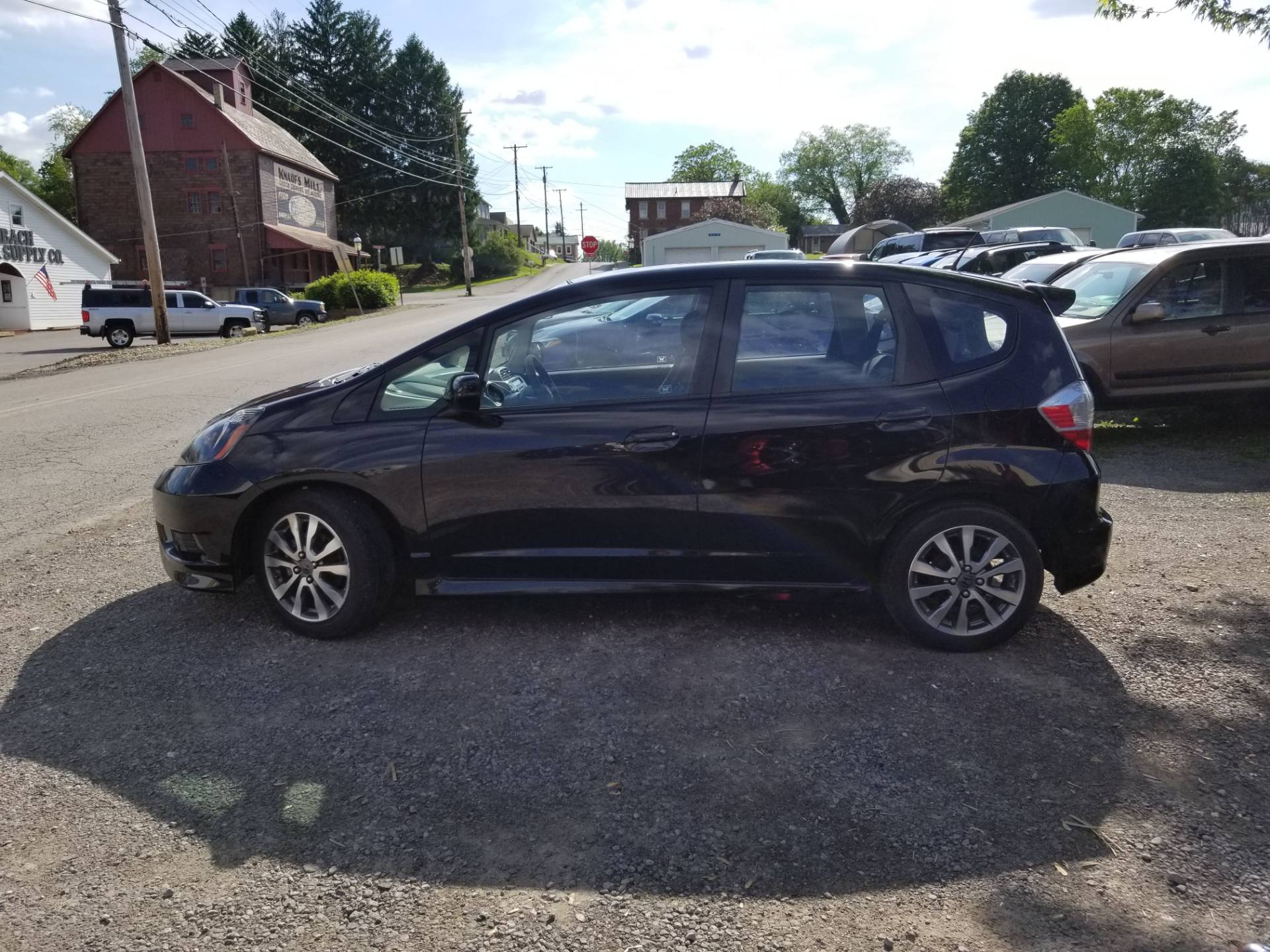 2013 Honda Fit Sport in Harmony, Pennsylvania - Photo 7