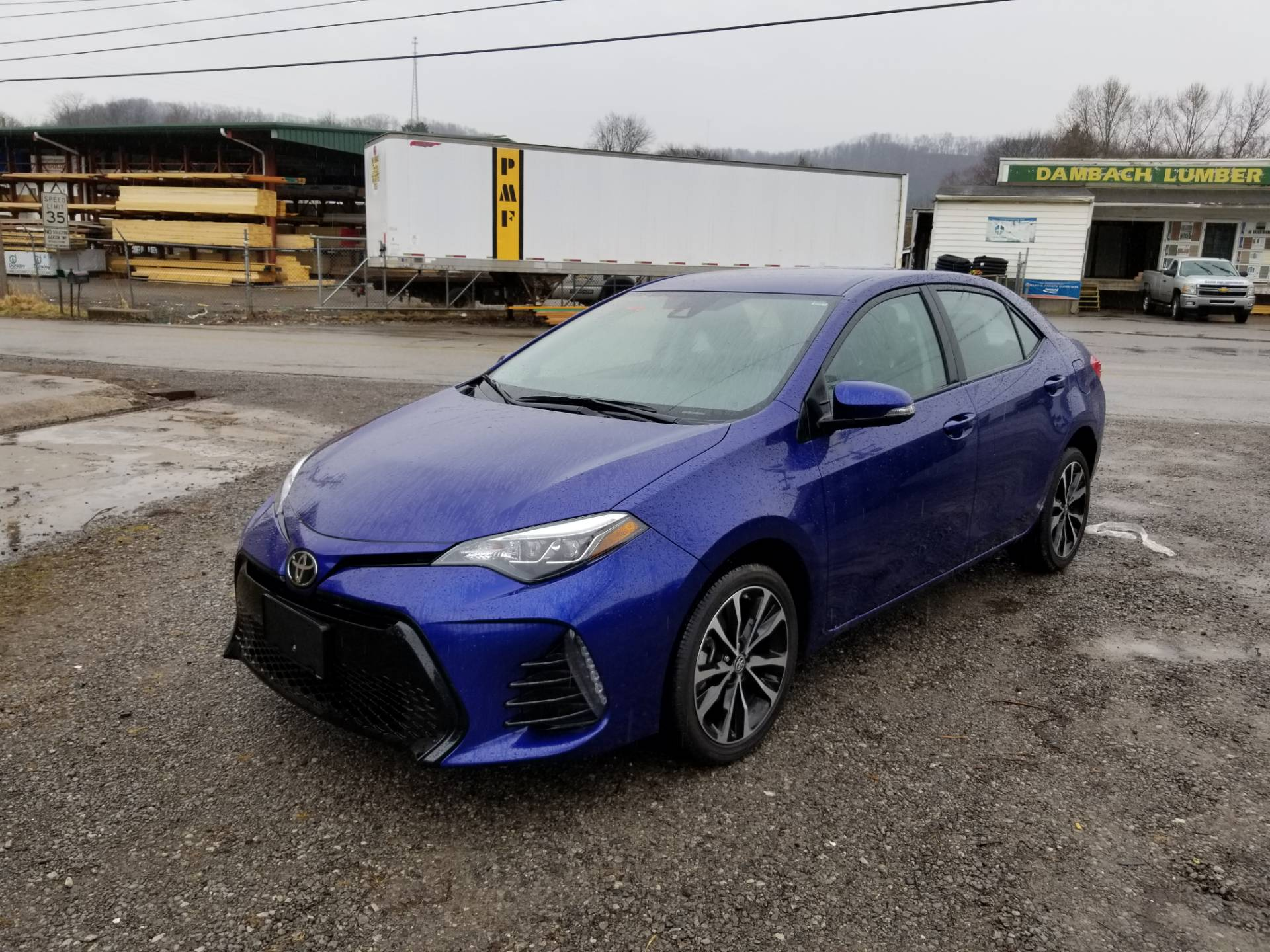 2017 Toyota Corrola SE only 400 miles in Harmony, Pennsylvania - Photo 7