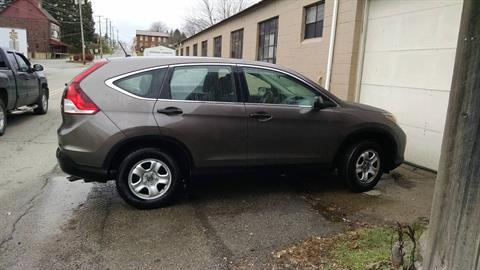 2014 Honda CRV in Harmony, Pennsylvania