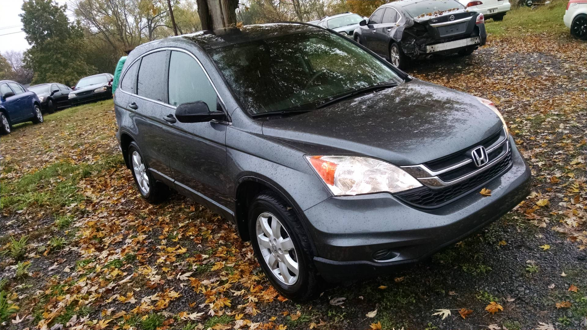 2011 Honda CRV in Harmony, Pennsylvania - Photo 1