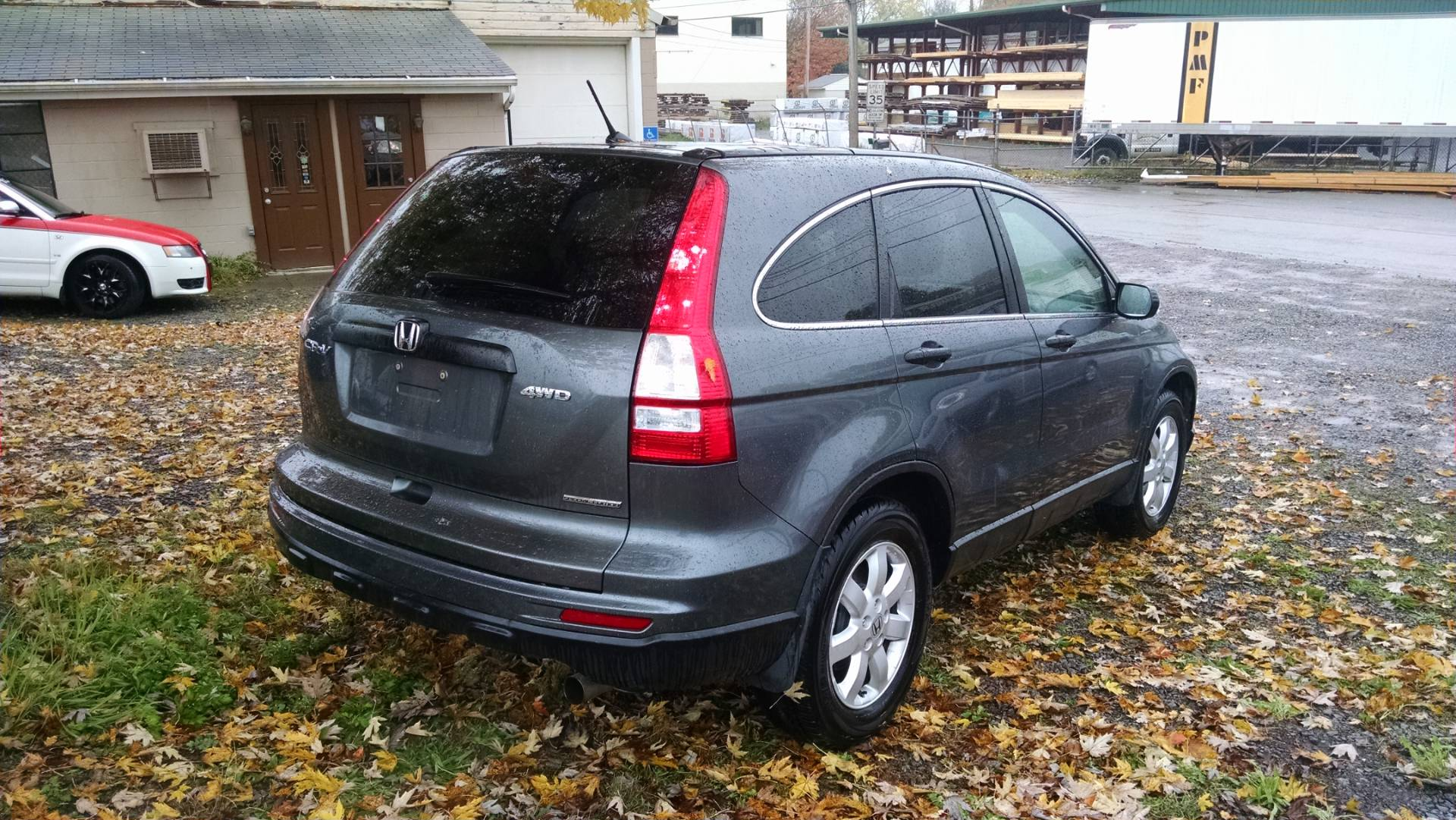 2011 Honda CRV in Harmony, Pennsylvania - Photo 3
