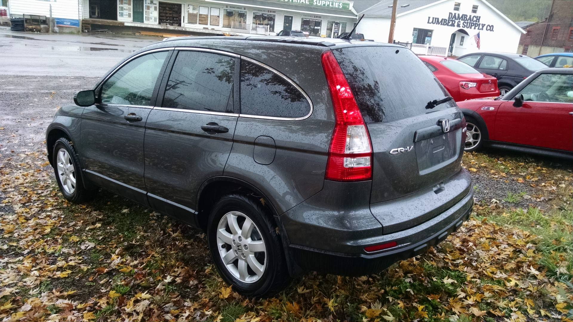 2011 Honda CRV in Harmony, Pennsylvania - Photo 5
