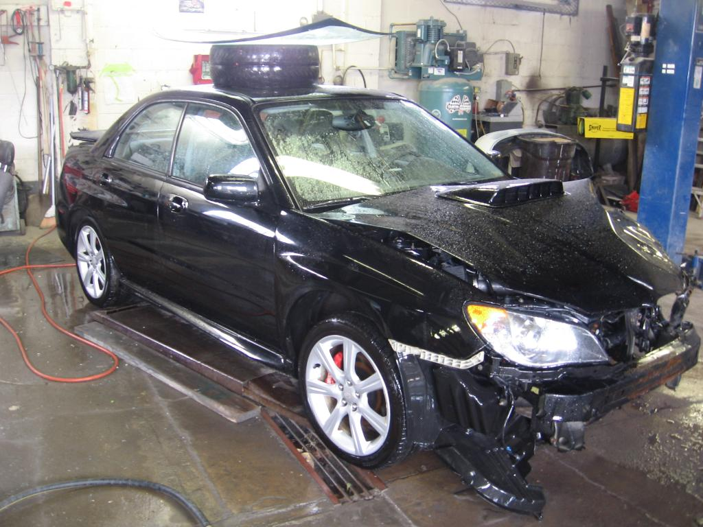 2006 Subaru WRX impreza in Harmony, Pennsylvania - Photo 7