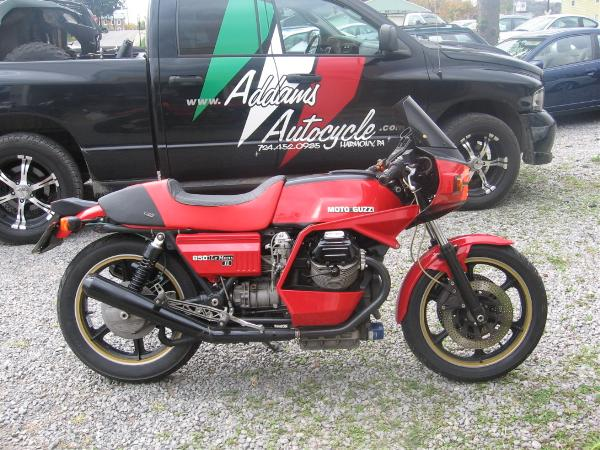 1981 Moto Guzzi 850 LeMans mk2 in Harmony, Pennsylvania - Photo 1