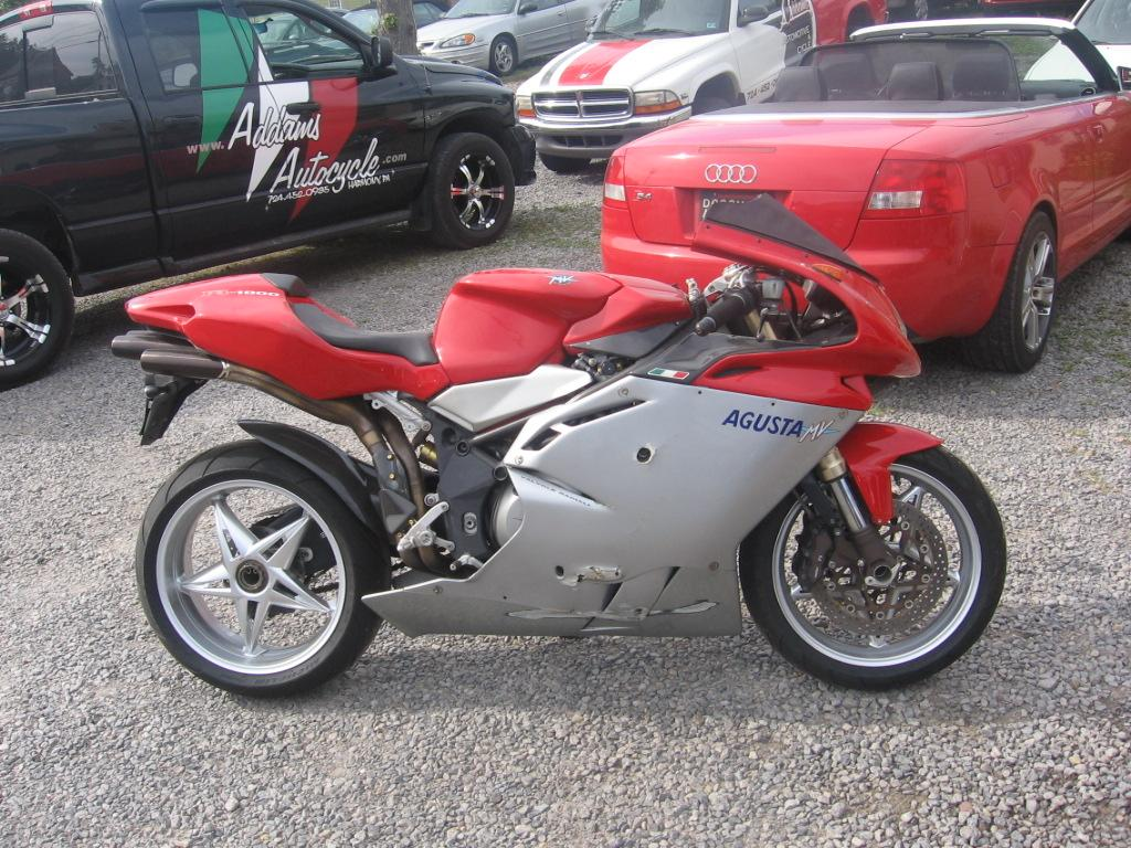 2005 MV Agusta F4-1000 S in Harmony, Pennsylvania
