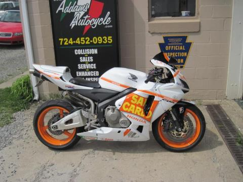 2006 Honda CBR®600RR (CBR600RR) in Harmony, Pennsylvania - Photo 1