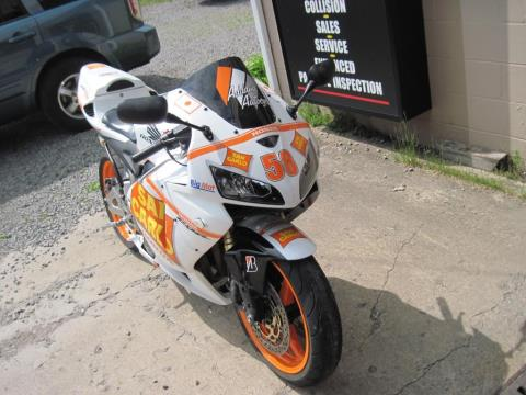 2006 Honda CBR®600RR (CBR600RR) in Harmony, Pennsylvania - Photo 2