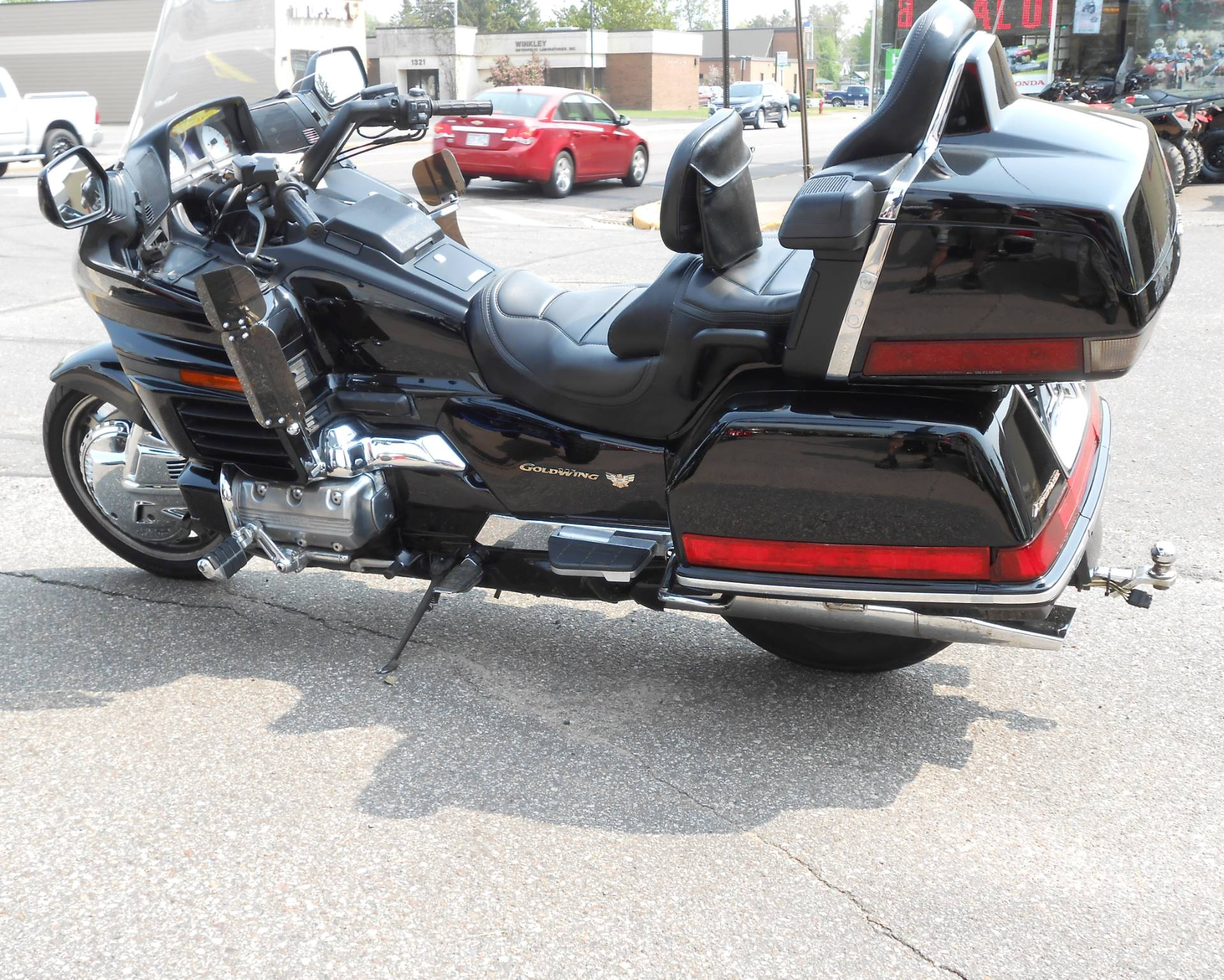 1998 Honda Gold Wing SE in Rice Lake, Wisconsin - Photo 1
