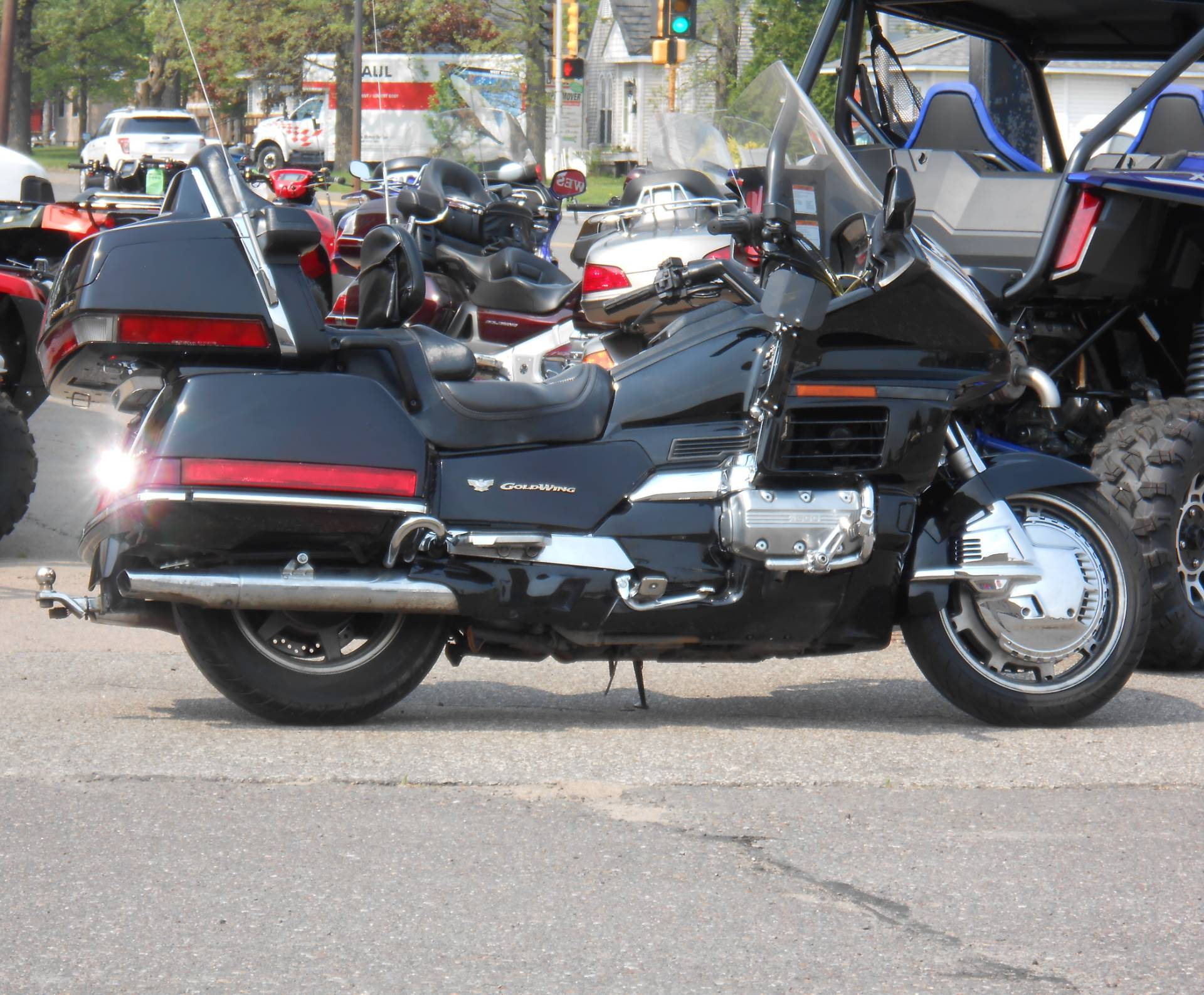 1998 Honda Gold Wing SE in Rice Lake, Wisconsin - Photo 2