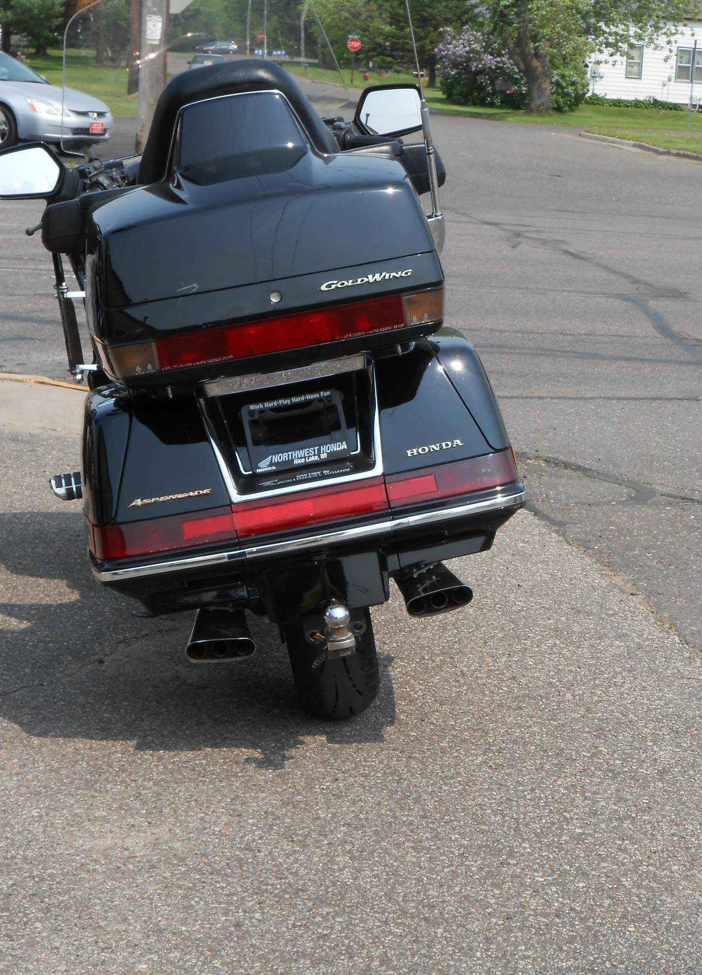 1998 Honda Gold Wing SE in Rice Lake, Wisconsin - Photo 4