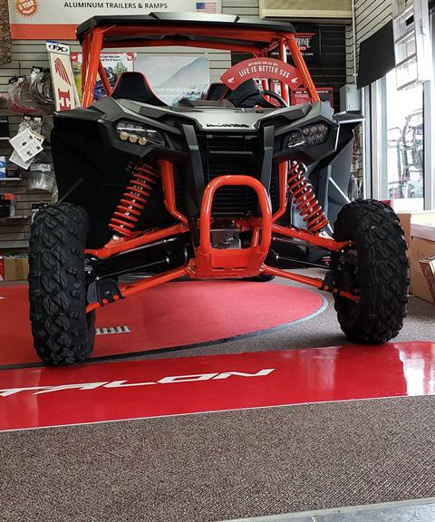 2020 Honda Talon 1000X-4 FOX Live Valve in Rice Lake, Wisconsin - Photo 2