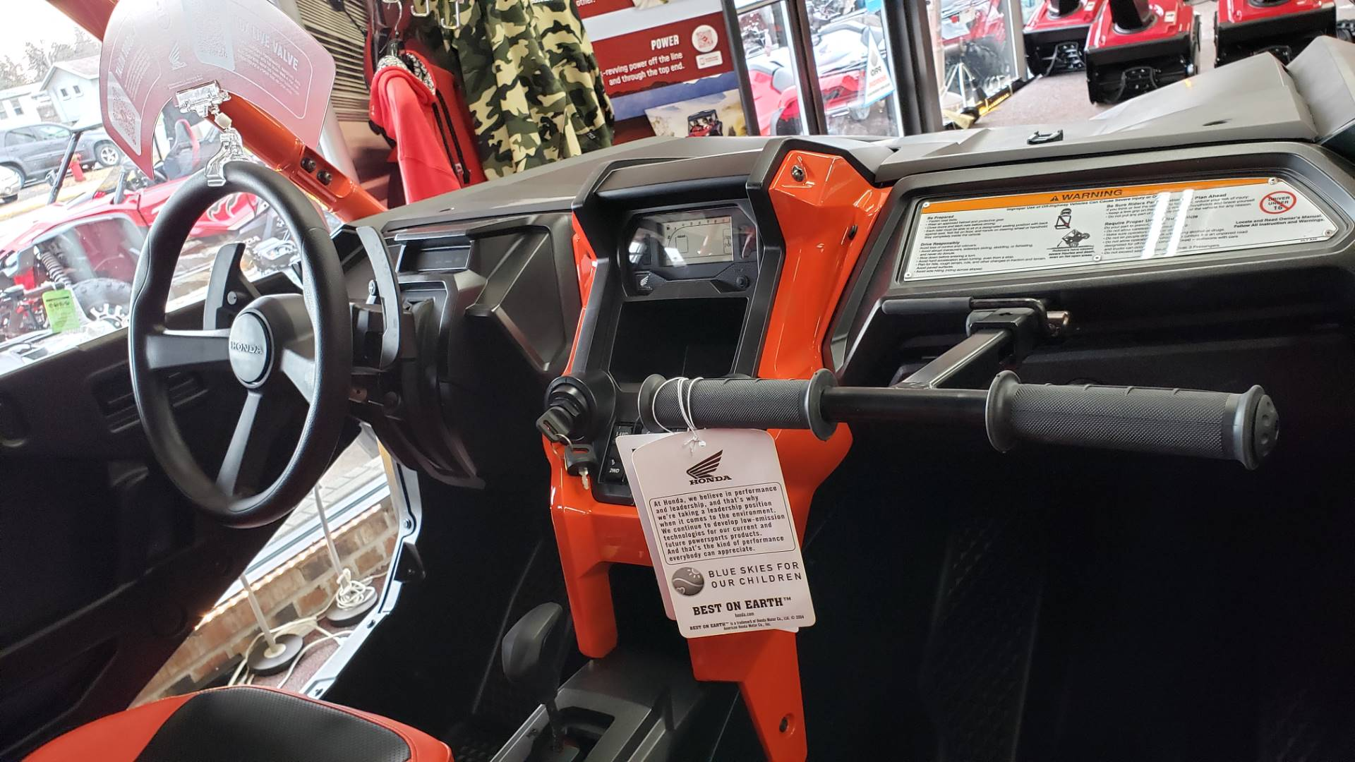 2020 Honda Talon 1000X-4 FOX Live Valve in Rice Lake, Wisconsin - Photo 4