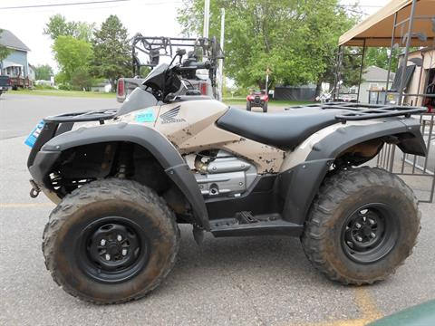 2013 Honda FourTrax® Rincon® in Rice Lake, Wisconsin