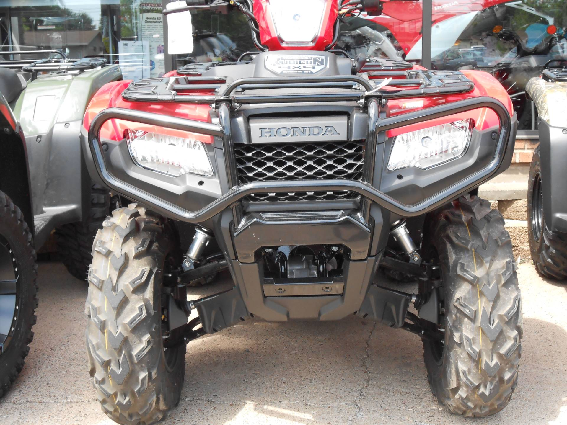 2019 Honda Rubicon in Rice Lake, Wisconsin - Photo 1