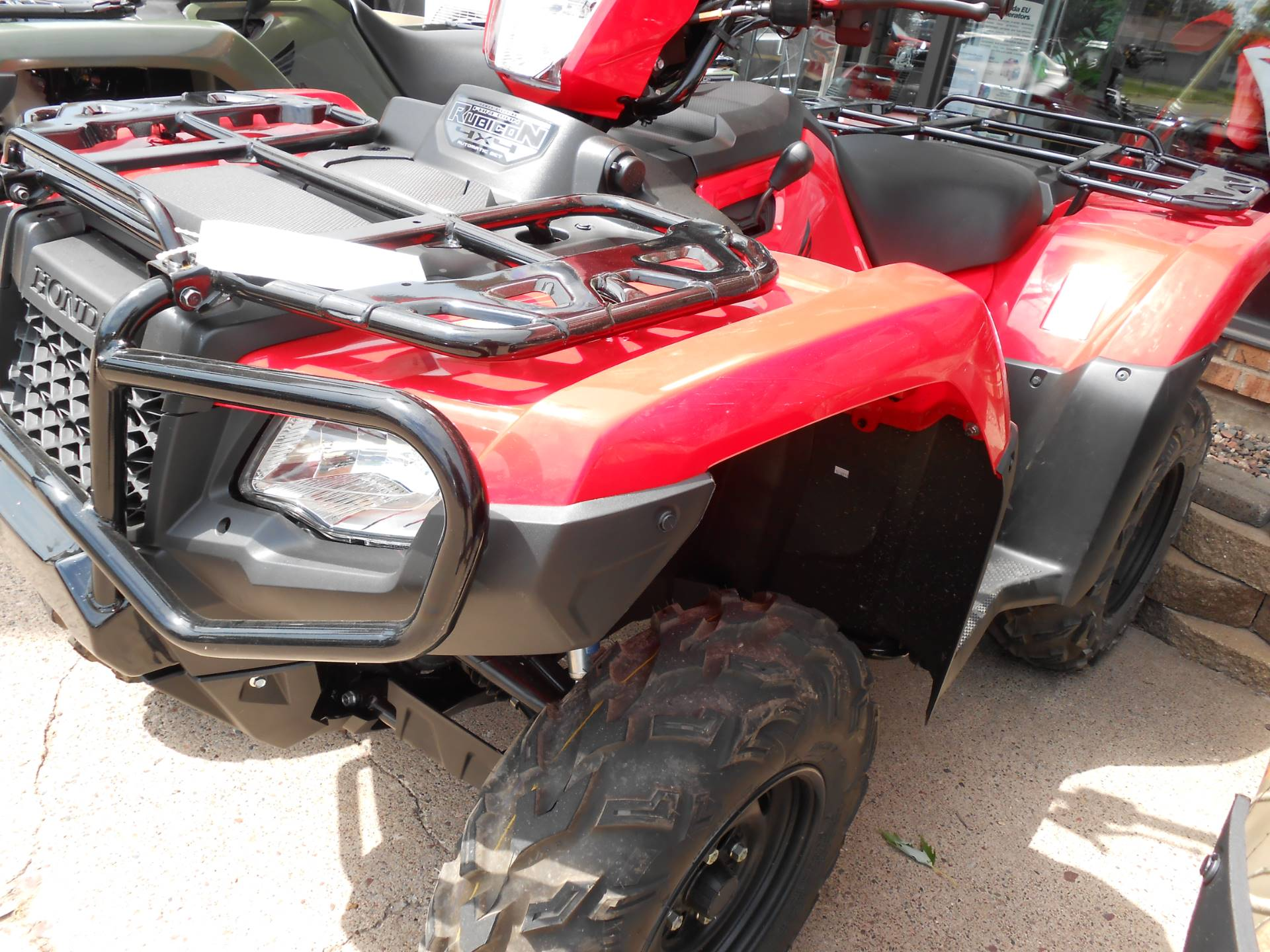 2019 Honda Rubicon in Rice Lake, Wisconsin - Photo 2