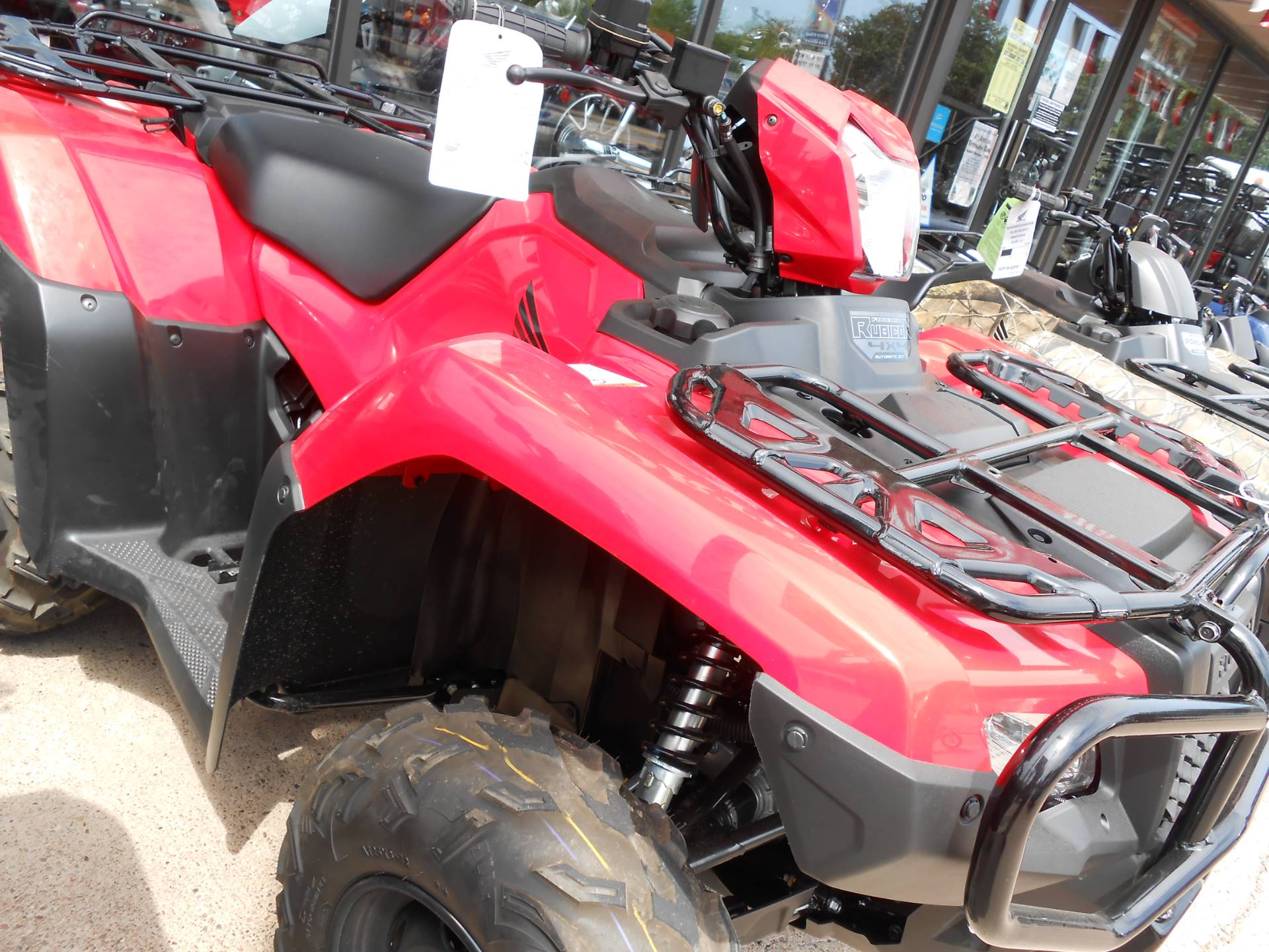 2019 Honda Rubicon in Rice Lake, Wisconsin - Photo 3
