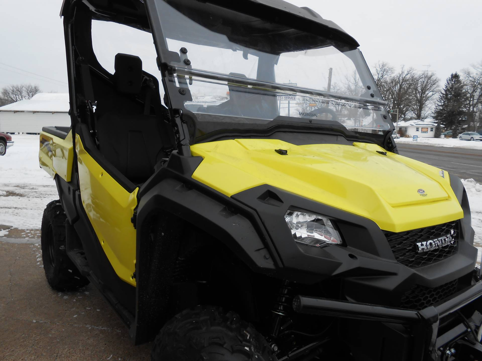 2019 Honda Pioneer 1000 EPS in Rice Lake, Wisconsin
