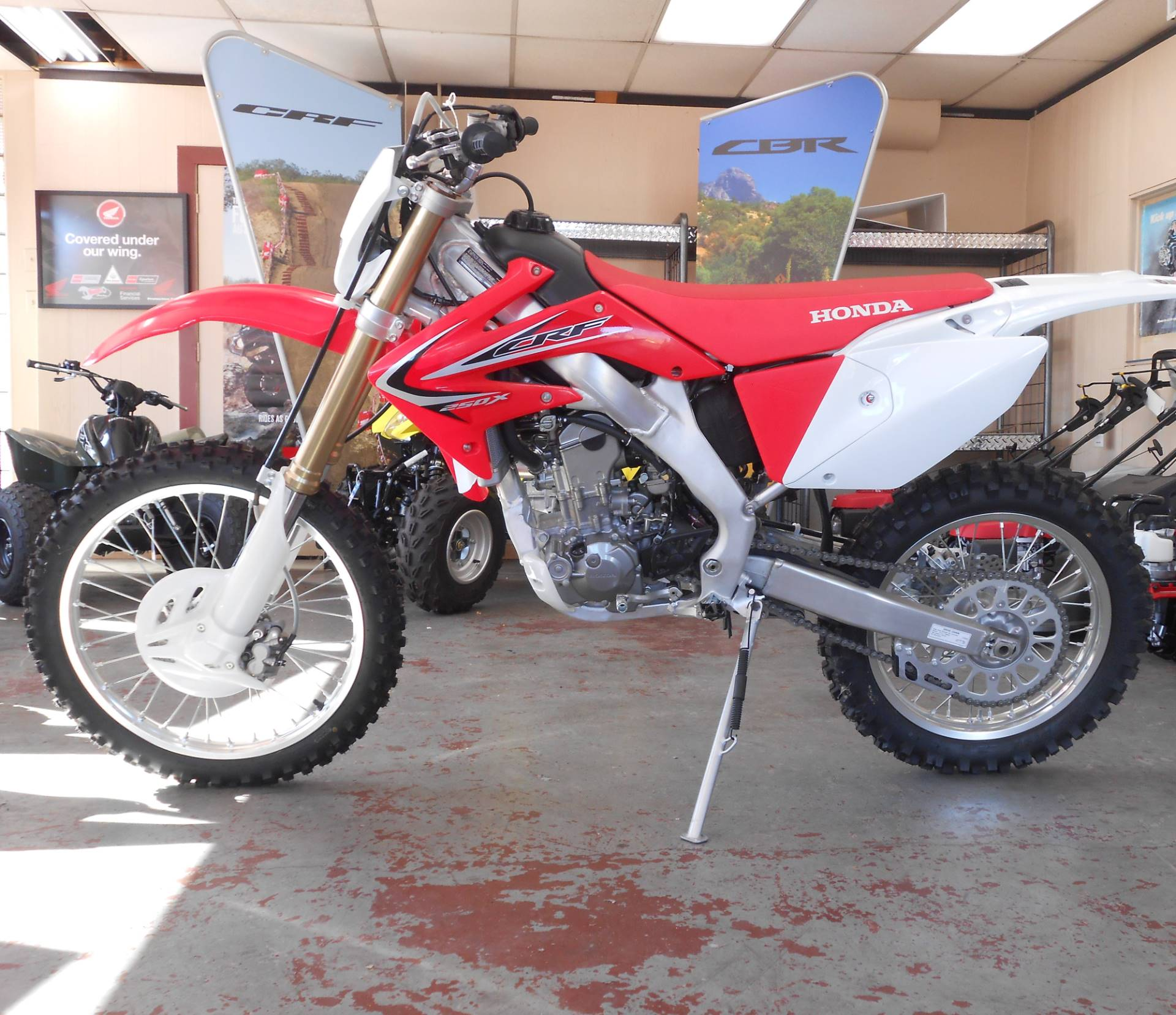 2016 Honda DIRT BIKE in Rice Lake, Wisconsin - Photo 1