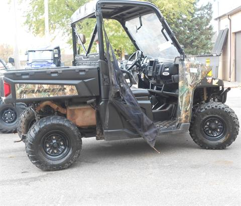 2013 Polaris Ranger XP® 900 in Rice Lake, Wisconsin