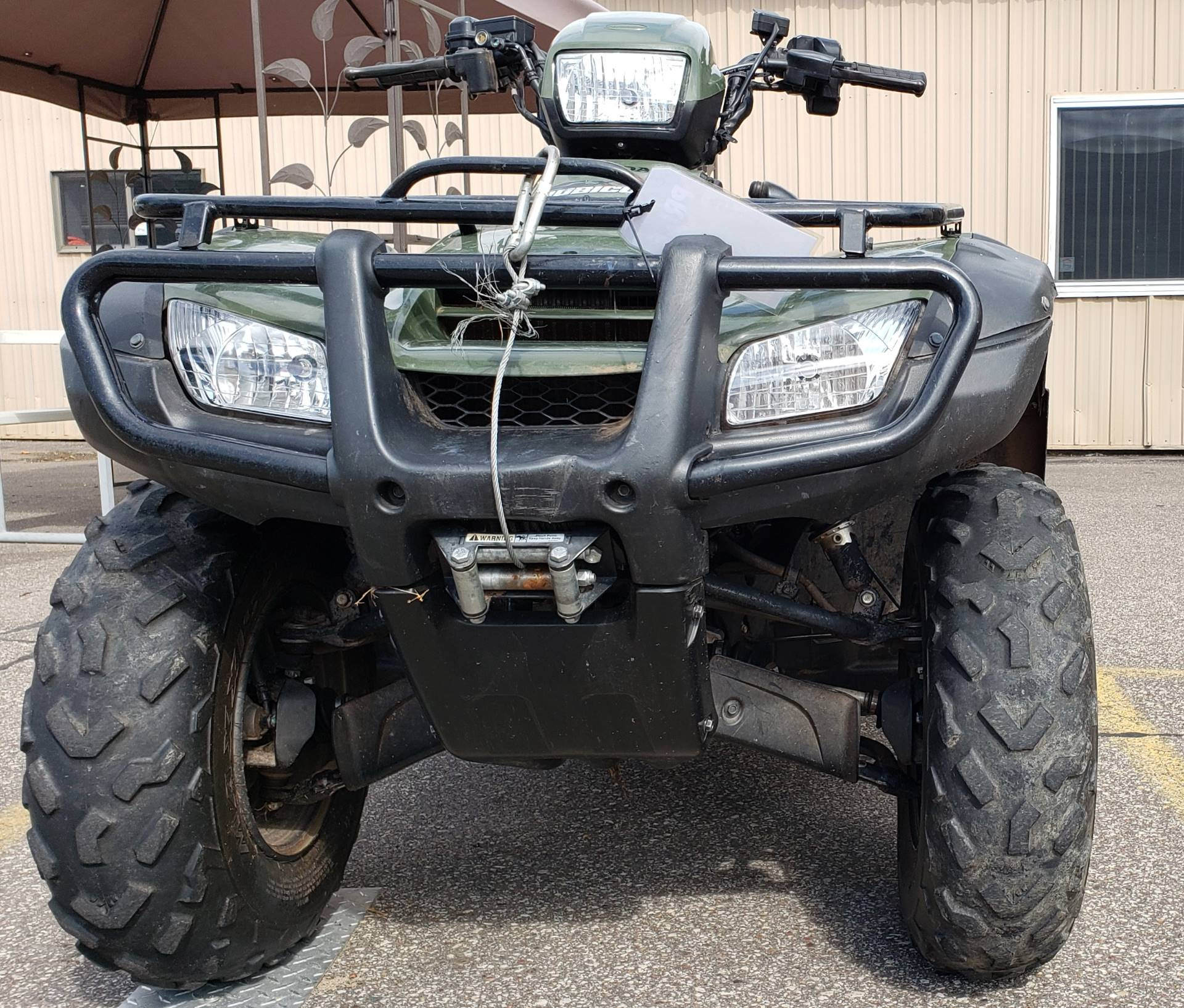 2012 Honda FourTrax® Foreman® Rubicon® in Rice Lake, Wisconsin - Photo 1