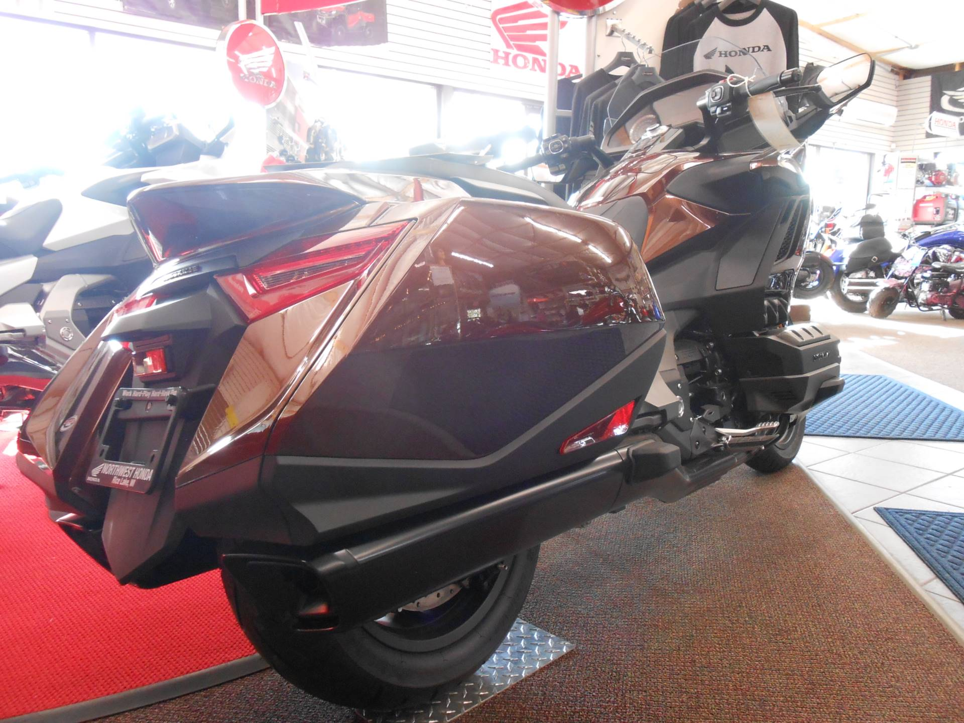 2018 Honda Gold Wing DCT in Rice Lake, Wisconsin - Photo 3