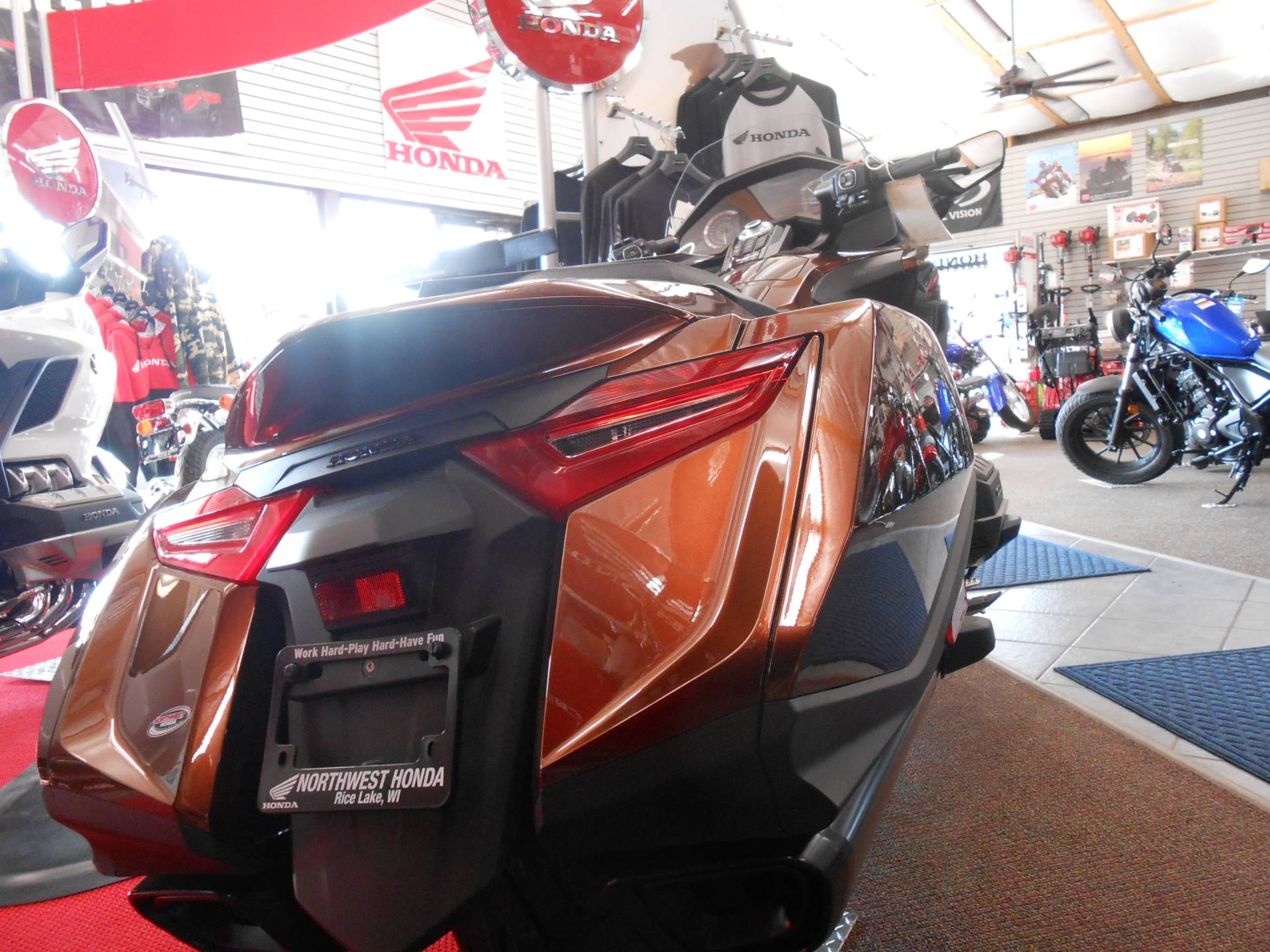 2018 Honda Gold Wing DCT in Rice Lake, Wisconsin - Photo 5