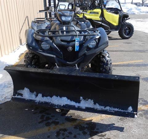 2016 Yamaha Grizzly EPS SE in Rice Lake, Wisconsin