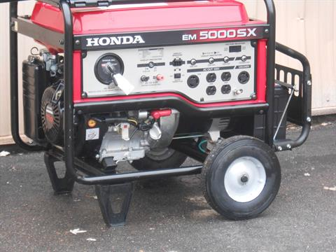 2008 Honda Power Equipment EM5000SX2A in Rice Lake, Wisconsin