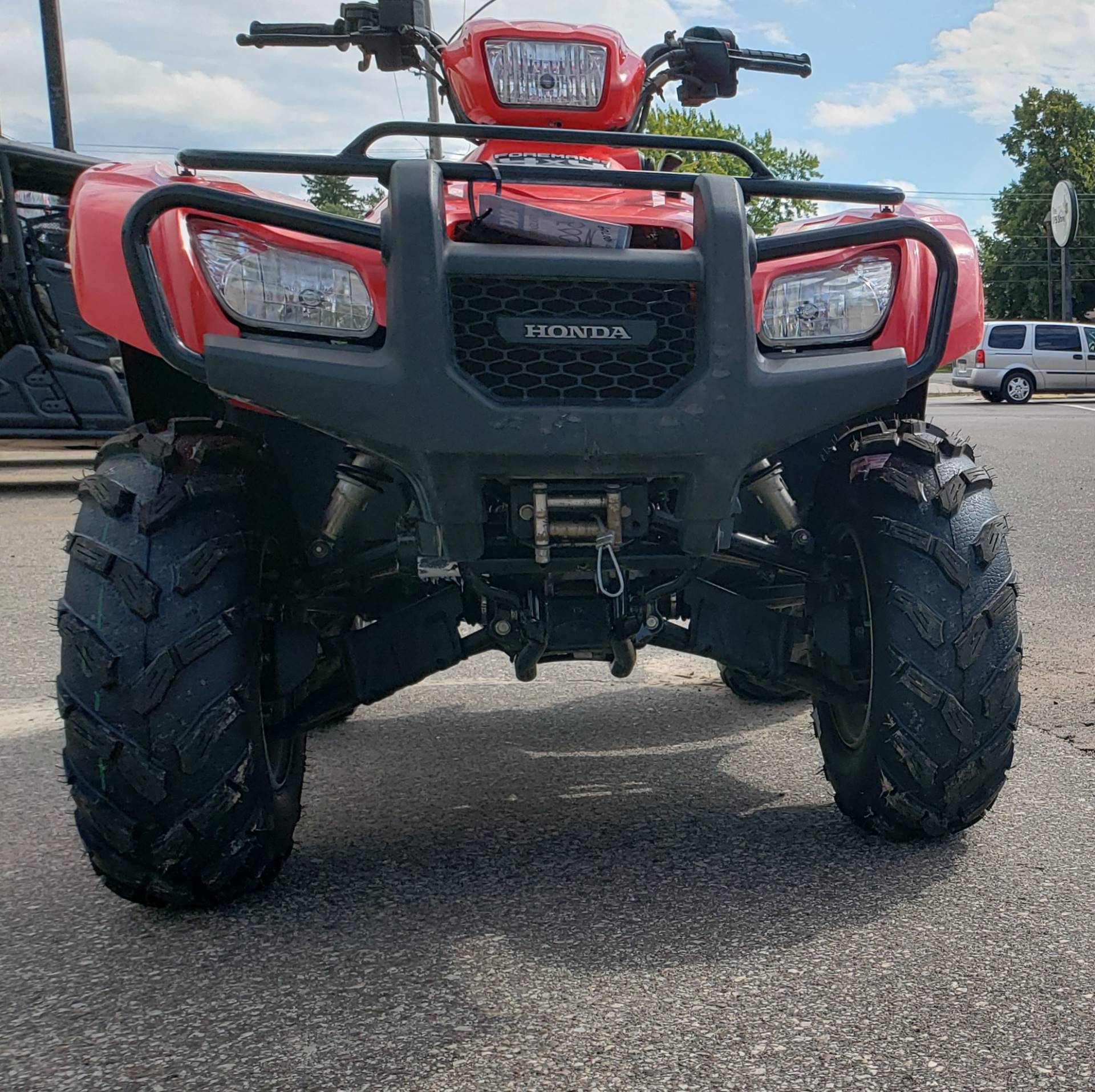 2013 Honda FourTrax® Foreman® 4x4 ES in Rice Lake, Wisconsin - Photo 1