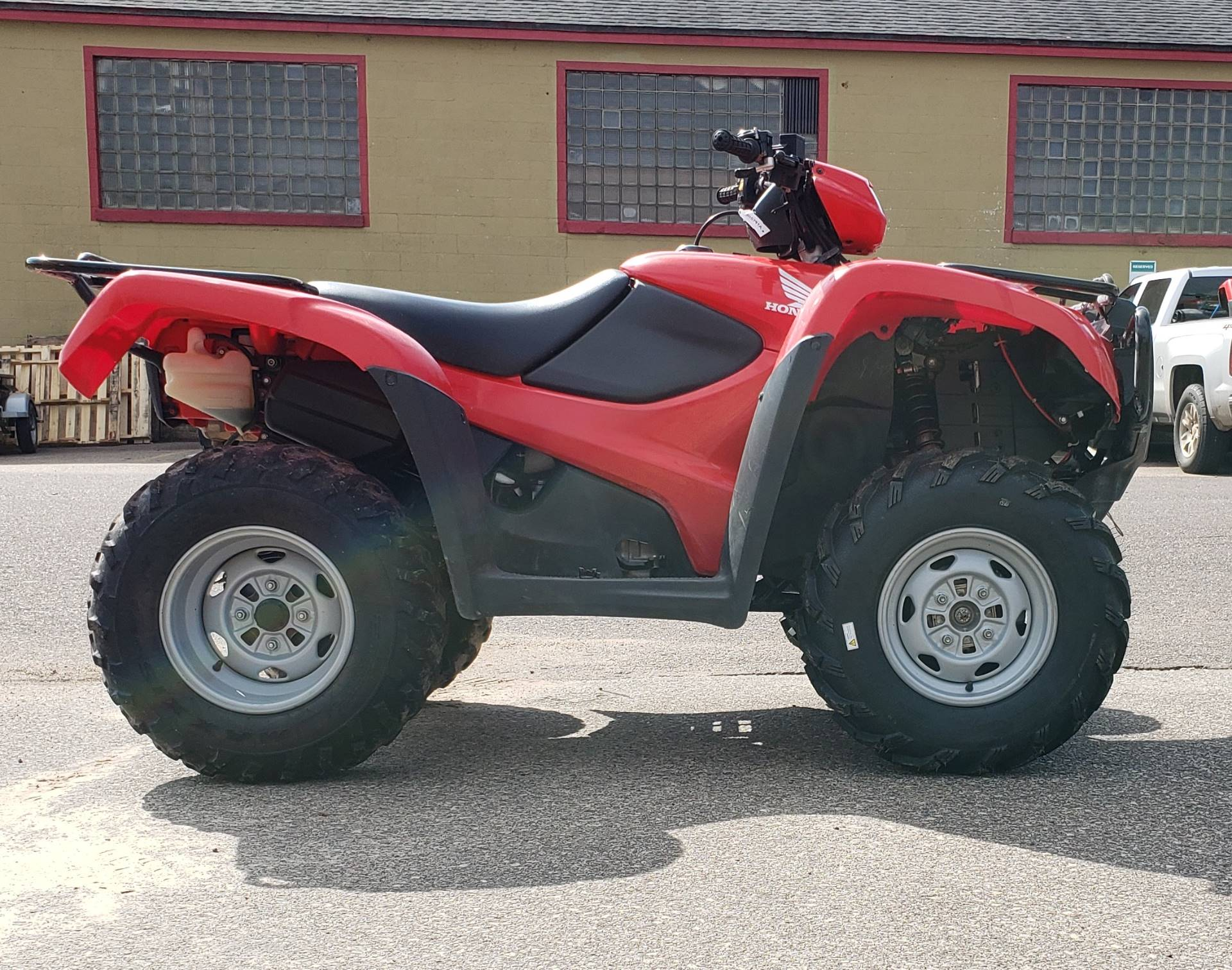 2013 Honda FourTrax® Foreman® 4x4 ES in Rice Lake, Wisconsin - Photo 2