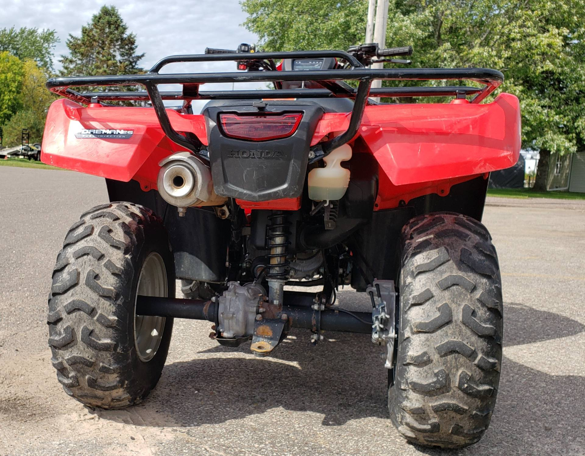 2013 Honda FourTrax® Foreman® 4x4 ES in Rice Lake, Wisconsin - Photo 4