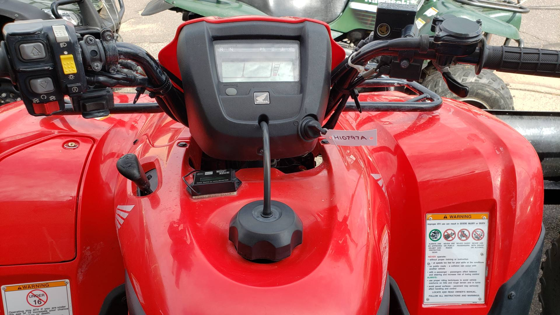 2013 Honda FourTrax® Foreman® 4x4 ES in Rice Lake, Wisconsin - Photo 5