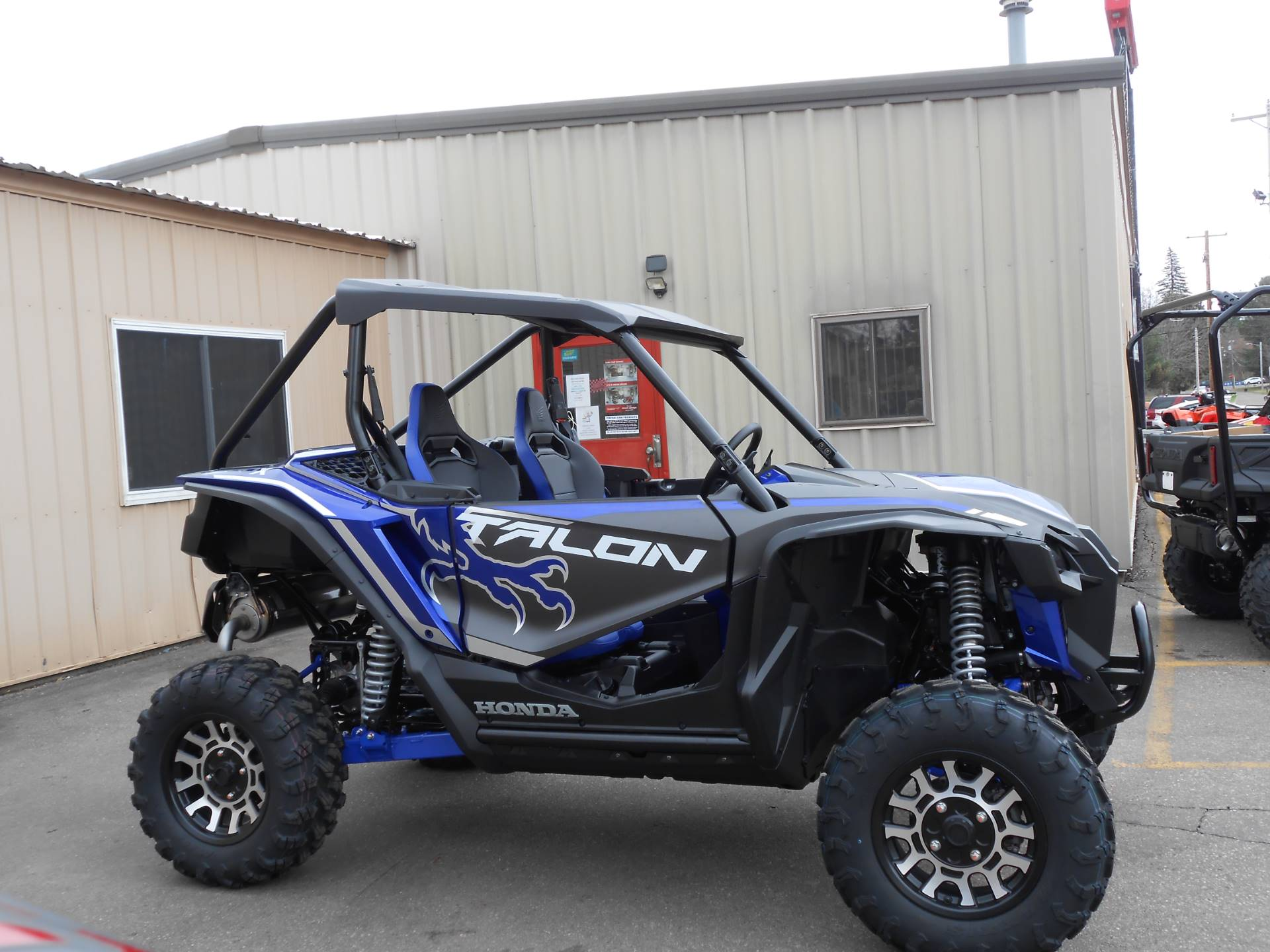 2019 Honda Talon 1000X in Rice Lake, Wisconsin - Photo 1