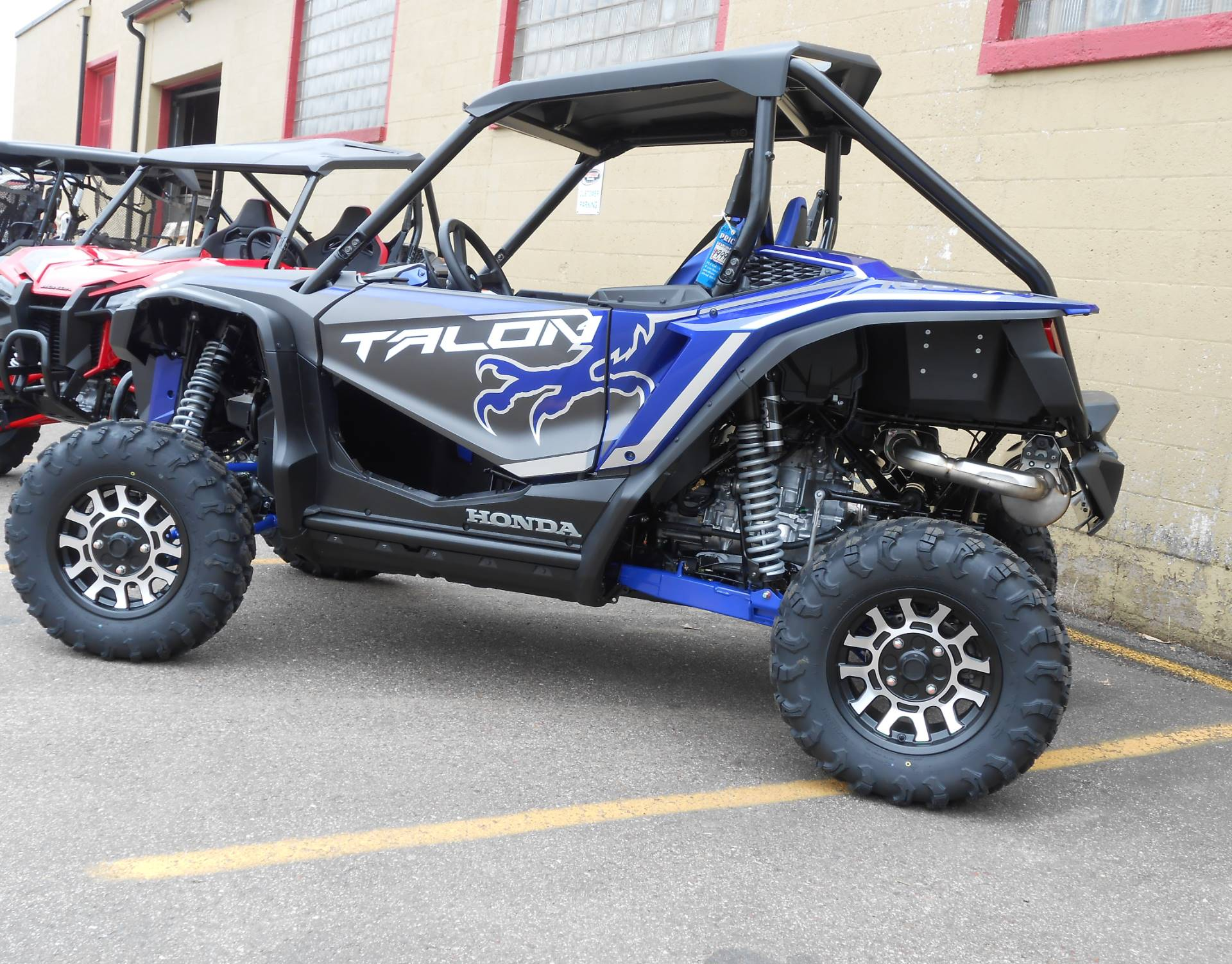2019 Honda Talon 1000X in Rice Lake, Wisconsin - Photo 2