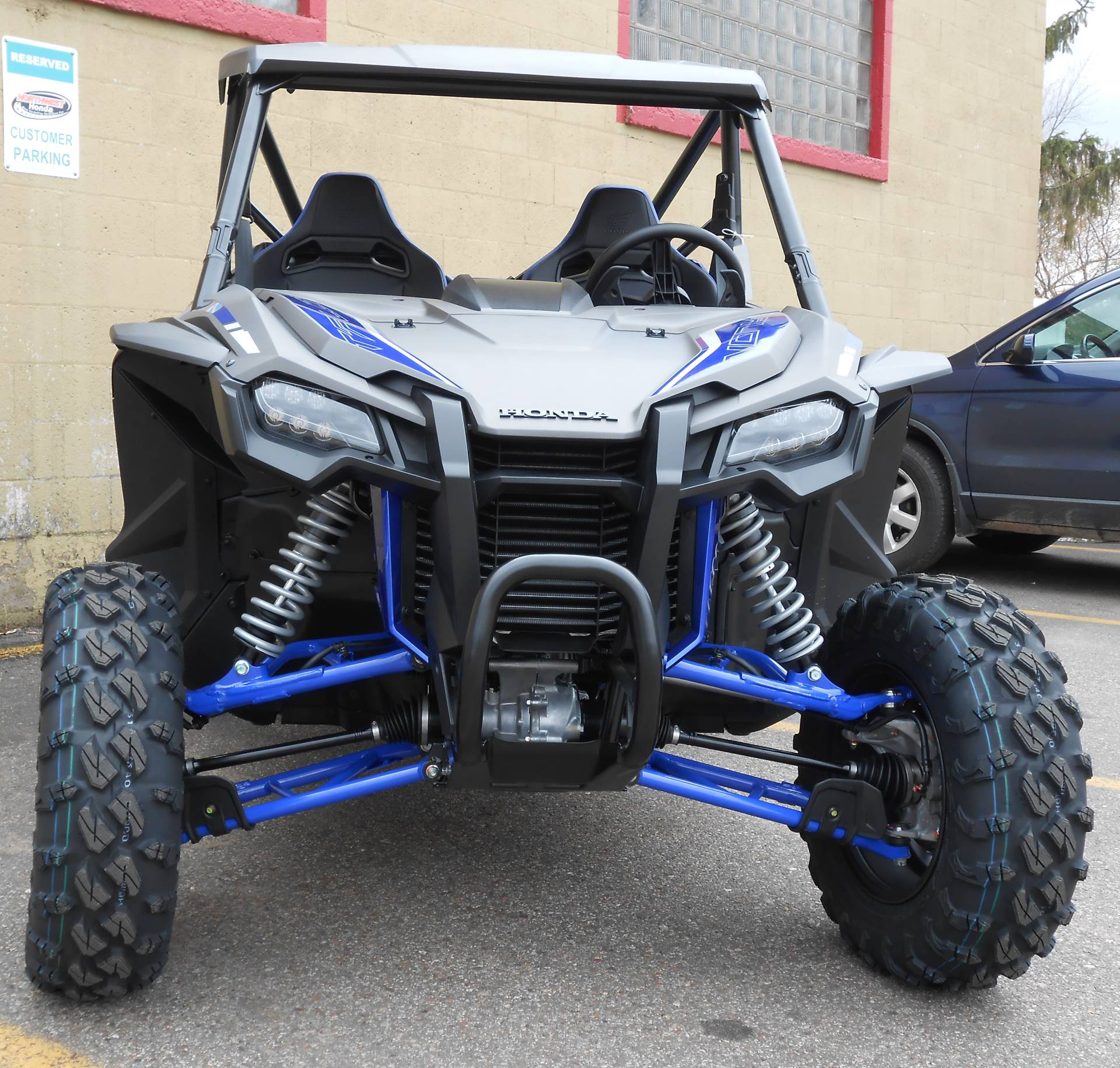 2019 Honda Talon 1000X in Rice Lake, Wisconsin - Photo 3