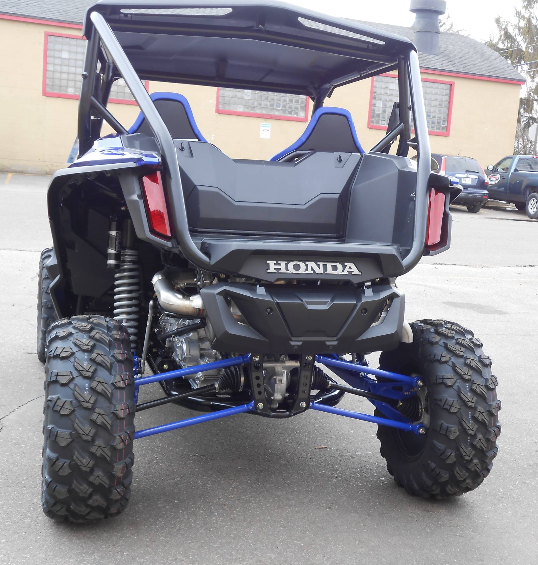 2019 Honda Talon 1000X in Rice Lake, Wisconsin - Photo 4