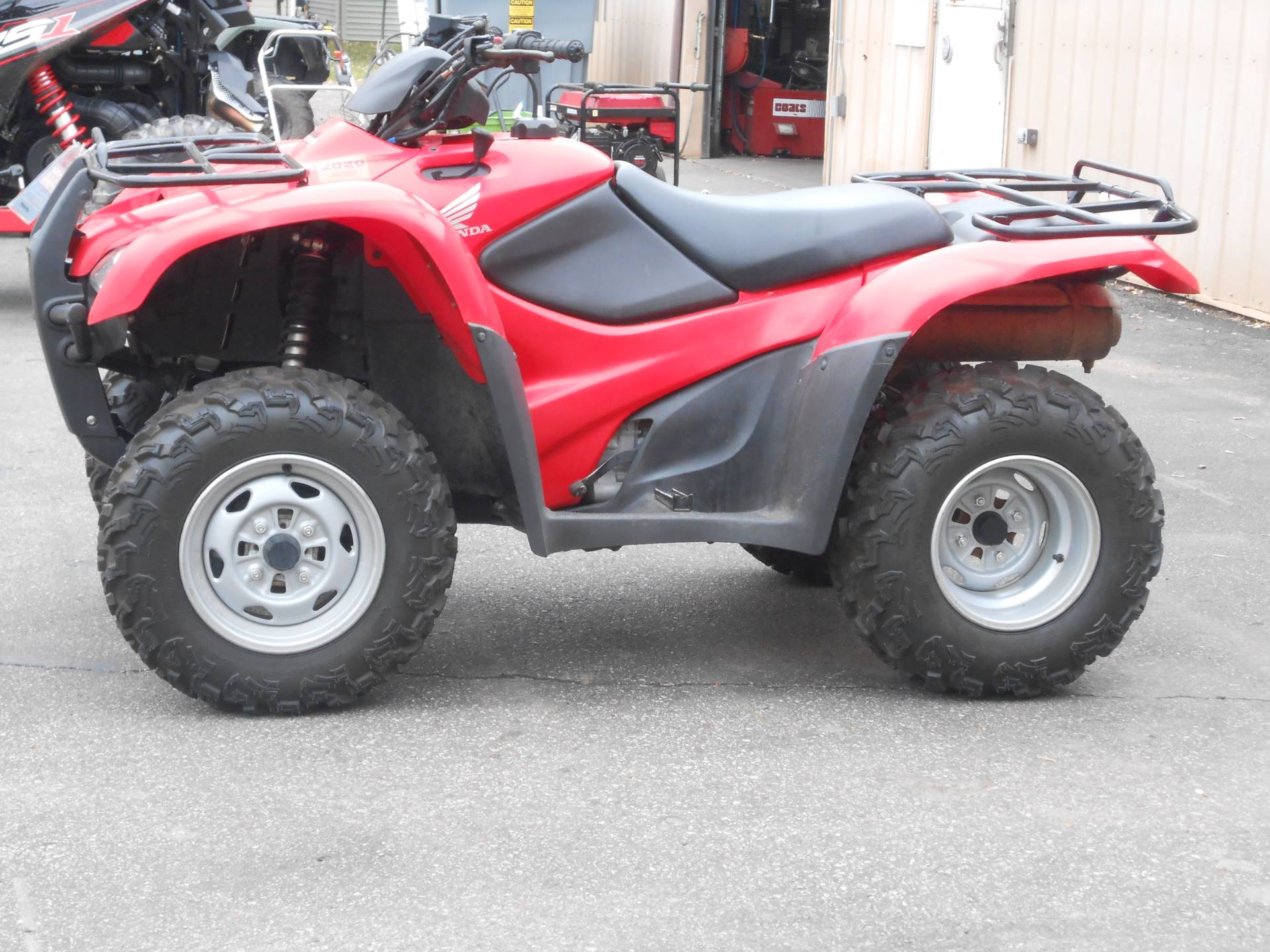 2012 Honda FourTrax® Rancher® 4x4 with EPS in Rice Lake, Wisconsin - Photo 1