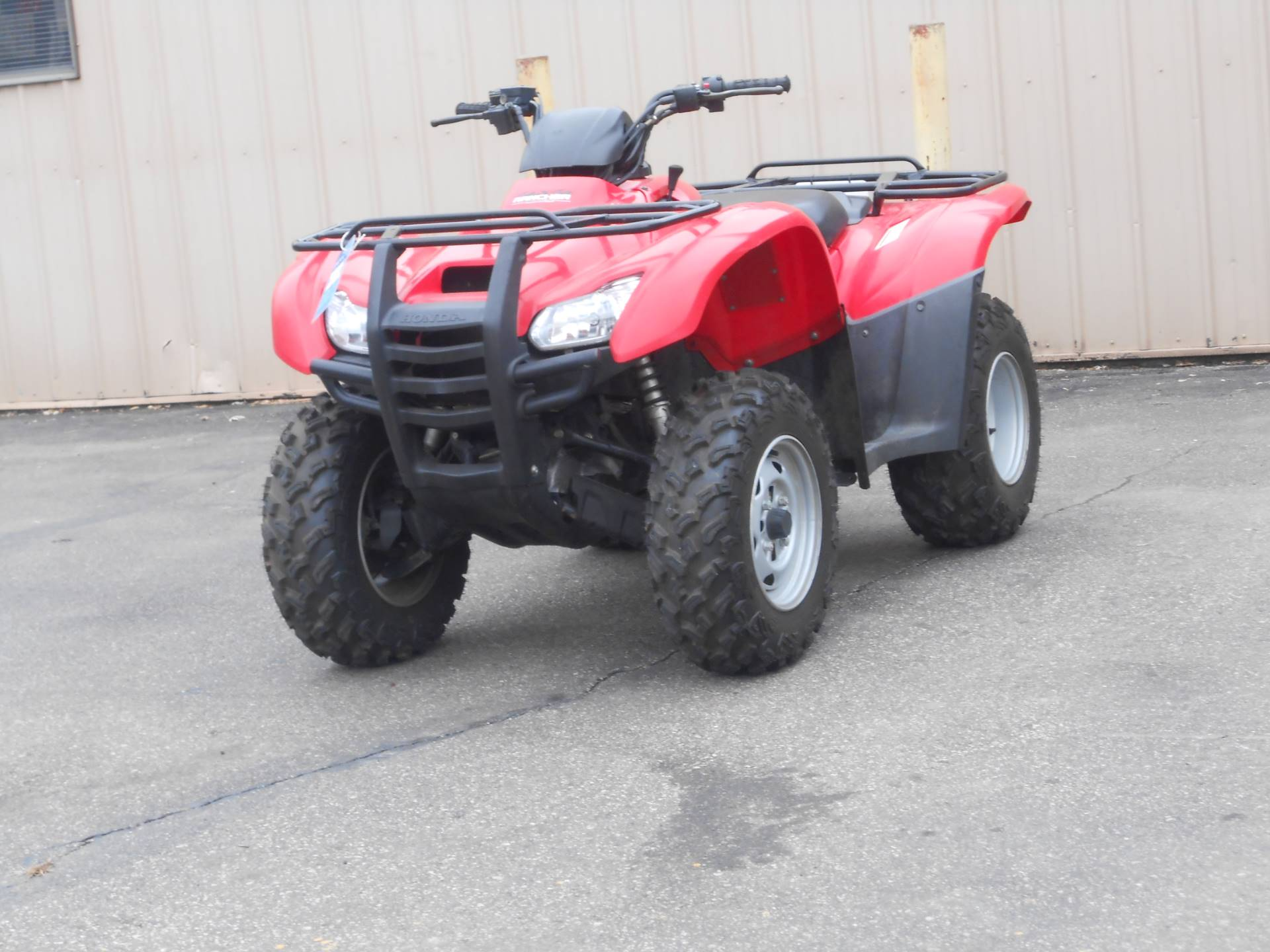 2012 Honda FourTrax® Rancher® 4x4 with EPS in Rice Lake, Wisconsin - Photo 2