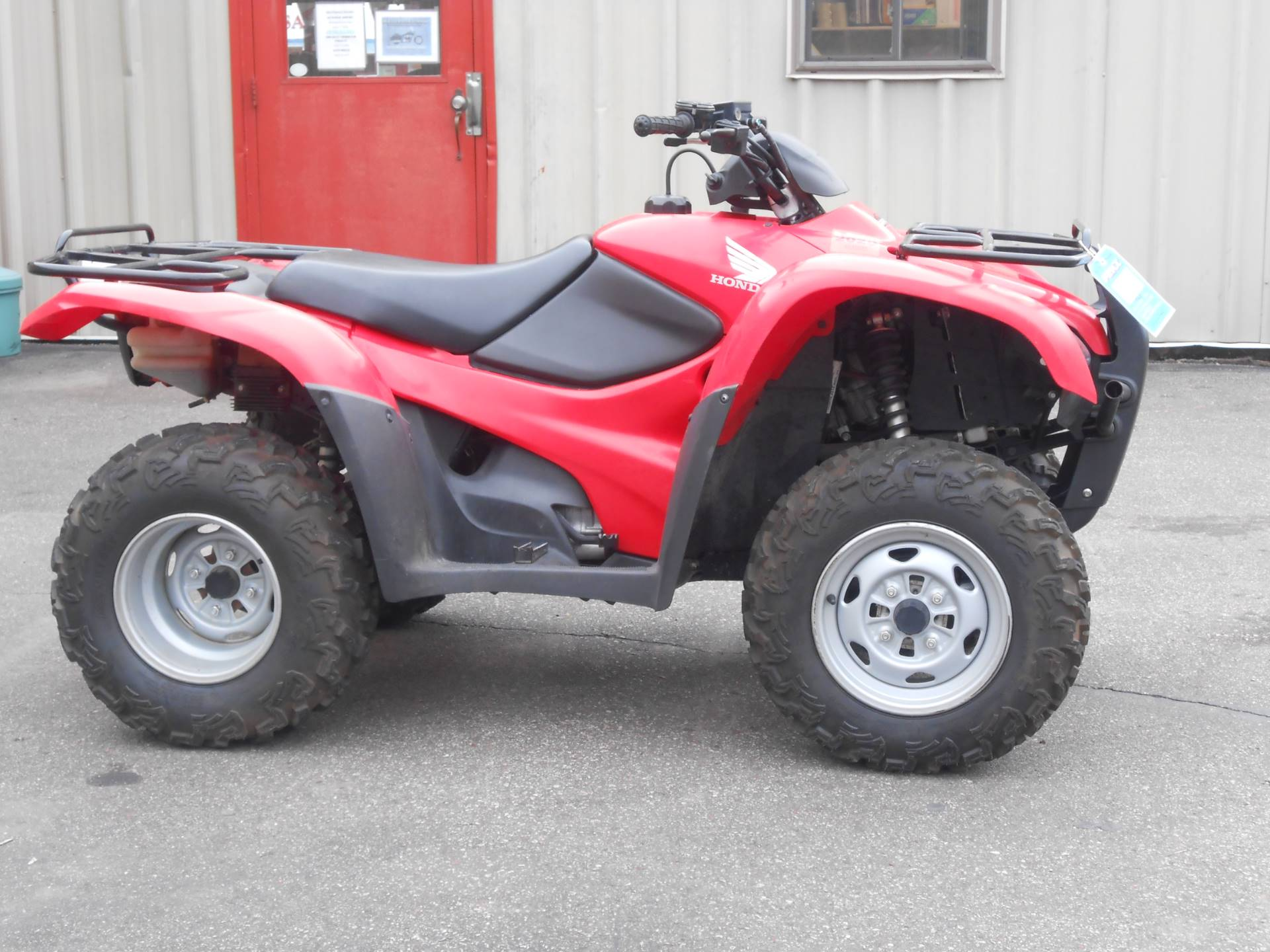 2012 Honda FourTrax® Rancher® 4x4 with EPS in Rice Lake, Wisconsin - Photo 3