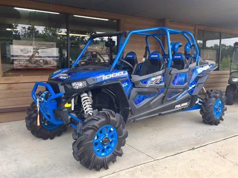 2017 Polaris RZR 1000 XP 4 Seater Highlifter Edition in Wagoner, Oklahoma