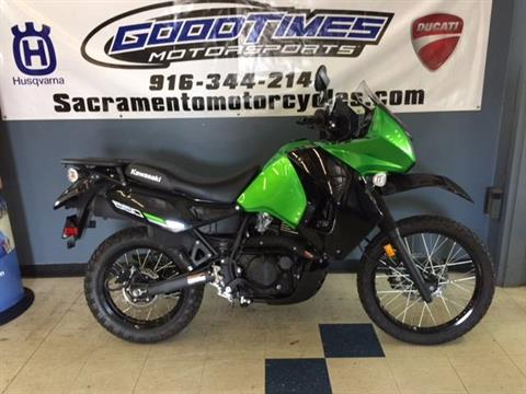 2016 Kawasaki KLR 650 in Sacramento, California