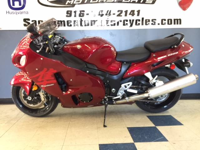 2007 Suzuki Hayabusa 1300 for sale 125062