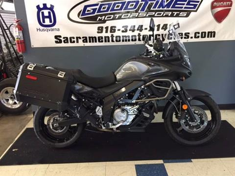 2014 Suzuki V-Strom 650 ABS Adventure in Sacramento, California