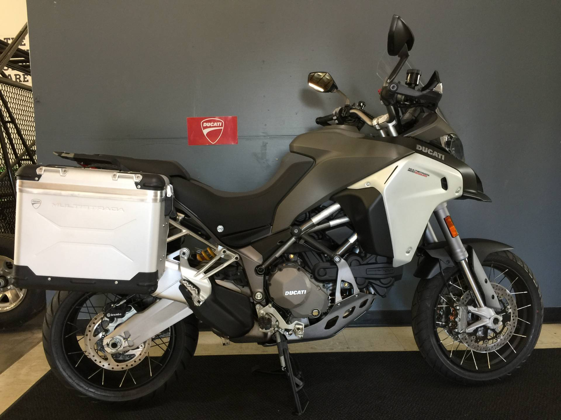2016 Ducati Multistrada 1200 Enduro in Sacramento, California