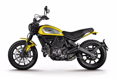 2016 Ducati Scrambler Icon in Sacramento, California