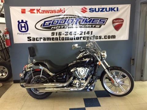 2012 Kawasaki Vulcan® 900 Custom in Sacramento, California